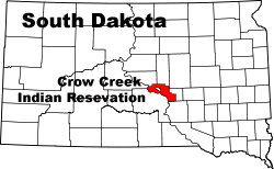Crow Creek Connections - Crow Creek Sioux Reservation